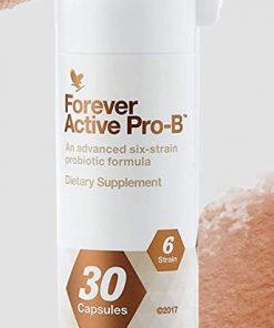 Active Probiotic Promotes Immune Function