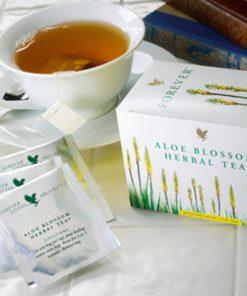 Aloe Blossom Herbal Tea-Increases Metabolism