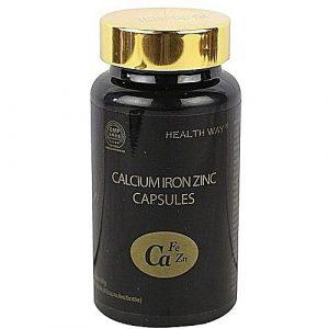 Norland Calcium Iron Zinc Capsules For Gallbladder Function