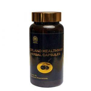 Healthway Herbal Capsules-Treats Of Hepatitis