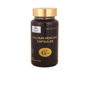 Norland Calcium Iron Zinc Capsules For Strong Bones