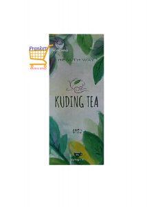 Kuding Tea Reduces Sugar And Blood Pressure