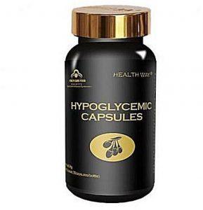 Hypoglycemic Capsules Manages Diabetes