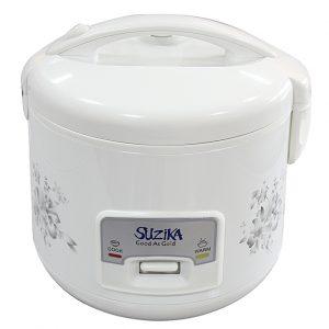 Suzika Sz-18 Rice Cooker-1.8 Litre White