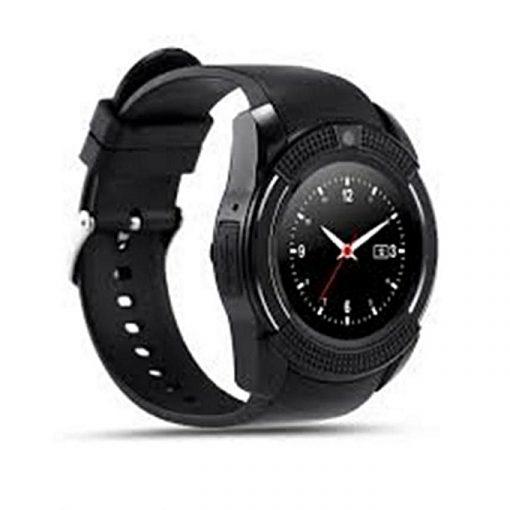 V9 Smart Watch-Black/Red/blue