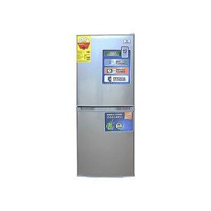 Nasco NASD2-18 Bottom Freezer Refrigerator-135 Litre Silver