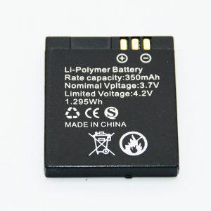 Smart Watch Battery for Dz09/ X6D/ YX6/ V8/ Qw09/A1/W8/SW006/GT08/V9