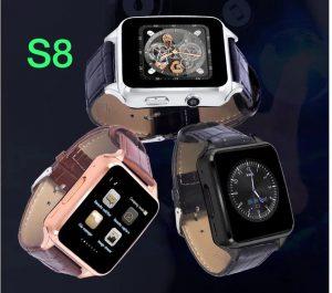 S8-Supersonic Bluetooth Smart Watch