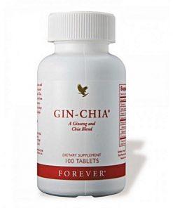 Forever Gin Chia-Powerful Antioxidant-Stamina