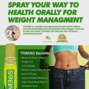 Hempworx Trim 365 Helps To burn Fat Faster