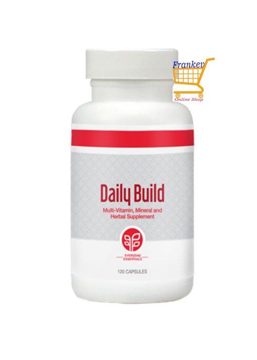 Live Pure Daily Build Multi-Vitamin Mineral