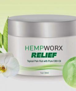 Hempworx Icy Pain Relief Rub