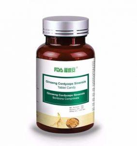 Norland Ginseng Cordyceps Sinensis Tablet