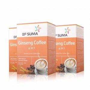 BF Suma 4in1 Ginseng Coffee Boost Immunity