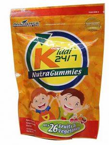 AIM Global Kiddi 24/7 Nutra Gummies