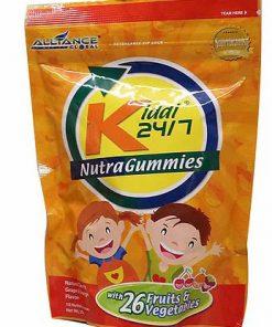 AIM Global Kiddi 24 7 Nutra Gummies