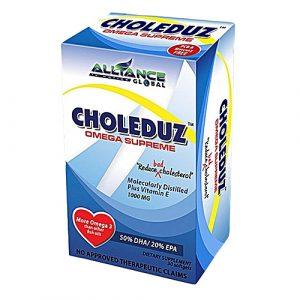 Choleduz Omega Supreme-Supports Healthy Eyes