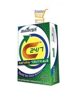 C24/7 Natura-Ceuticals Controls Blood Sugar