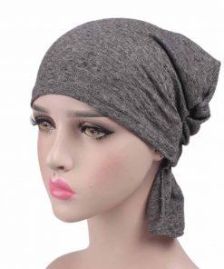 Hat Beanie Scarf Turban Head Wrap Cap