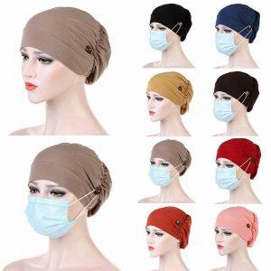 Head Wrap Cap For Women