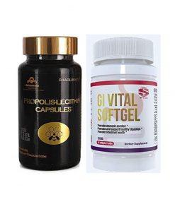 Norland Ovarian Cyst Mini Pack(Gi Vital and Propolis)Reduce blood pressure