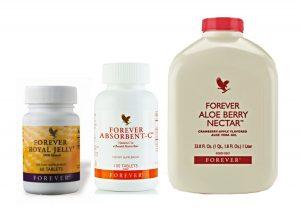 Forever Living Kidney Stone Solution Pack