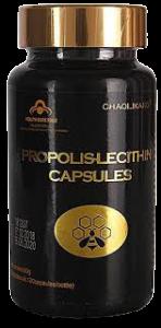 Propolis Lecithin Treats Ulcer Tumor Asthma