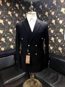 3-Piece For Wedding Men In Suit